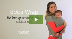 """Babywearing Techniques 