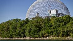 Built for the 1967 World's Fair, the Montreal Biosphere is now home to an environmental museum that teaches visitors about sustainable development.Get more info about Matthew Karsten. Visit ExpertVagabond.com.