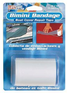 Having issues with your #boat cover ripping, or wearing thin in spots? This Boat Cover & #Bimini Bandage may be the answer you're looking for!
