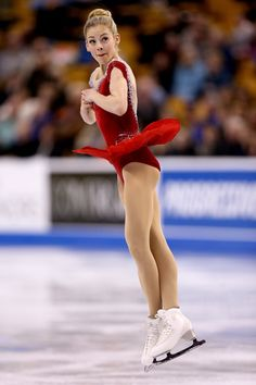 Gracie Gold Pictures - 2014 Prudential U.S. Figure Skating Championships - Zimbio