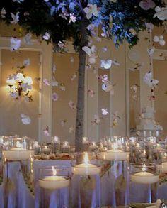 adornos para bodas hechos con mariposas - Buscar con Google
