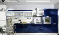 синий фасад для кухни ламарт: 18 тыс изображений найдено в Яндекс.Картинках