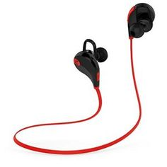 Bluetooth Sports Headphones, SoundPEATS QY7 Bluetooth 4.0 Wireless Sports…
