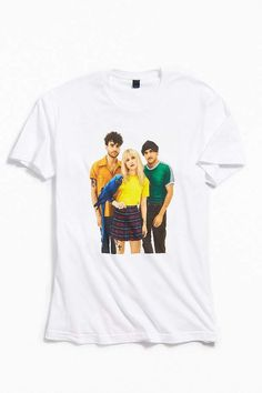 f4d6ff30912 Urban Outfitters Paramore Band Photo Tee Paramore Band