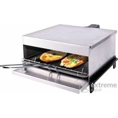 Crown CEPG-800 Retro grill szendvicssütő