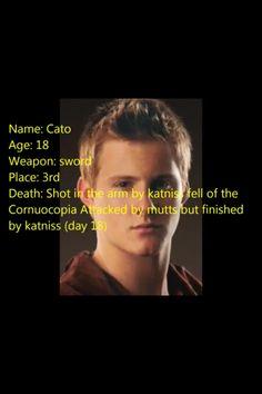 Cato In The Cornucopia