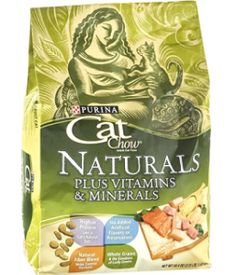 2 NEW Purina Cat Chow Brand Dry Cat Food Coupons on…