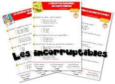 Rallye-lecture - Les incorruptibles CE2-CM1  2012-1013