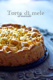 the belly of the wolf: Apple pie with Marsala Pie Co, Pear Dessert, Sweet Corner, Bakery Cakes, Sweet Bread, Apple Recipes, Food Design, Coffee Cake, I Love Food