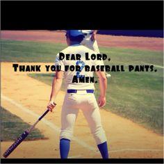 Baseball players are hot