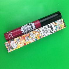 Pow! The Balm Read My Lips Lipgloss NIB Raspberry New in box. Several available. Discounts through bundles only. 🚫🚫No trades🚫🚫 The balm Makeup Lip Balm & Gloss