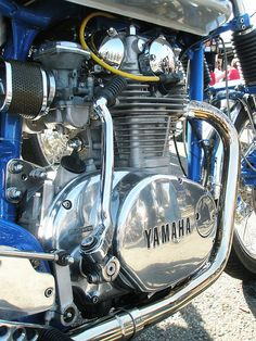 Yamaha XS 650  The best parallel twin ever made !