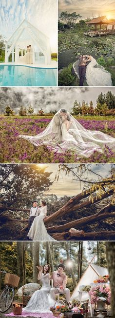 If you are a stylish, adventurous couple who would love to try out different concepts for your pre-wedding photo, we've got great news for…