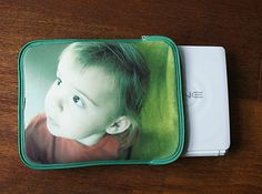 La housse pour iPad d'Alix