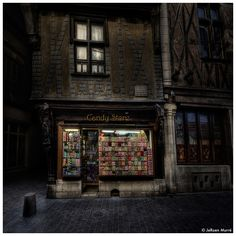 The Candy Store by JeRoenMurre.deviantart.com on @deviantART