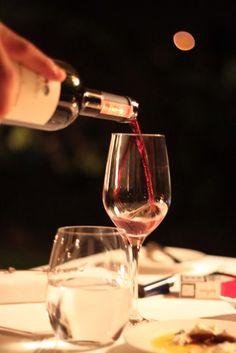 #wineanddine @Casa Lavanda