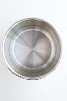 No scrubbing or soaking needed here! Learn this hack on how to quickly clean a burnt Instant Pot liner. Burnt to shining clean in minutes with no elbow grease on your part.