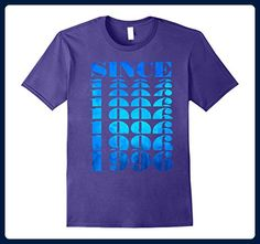 Mens Vintage,retro,legends,Awesome,since,made,born,in, 1996 21th Small Purple - Retro shirts (*Amazon Partner-Link)