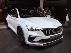 Škoda Vision RS Vw Group, Cool Cars, Bmw, Vehicles, Life, Cars, Car, Vehicle, Tools