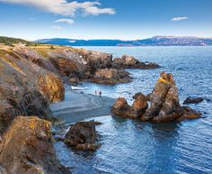 Three Sisters Beach, Mad Rock, Bay Roberts, NL ~ Where My Dad is From and I Spent a Lot of My Childhood <3 <3 <3