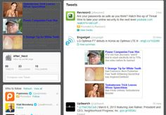 Twitter showing more ads than content Online Security, White Teeth, Ads, Posts, Content, Night, Twitter, Youtube, Messages