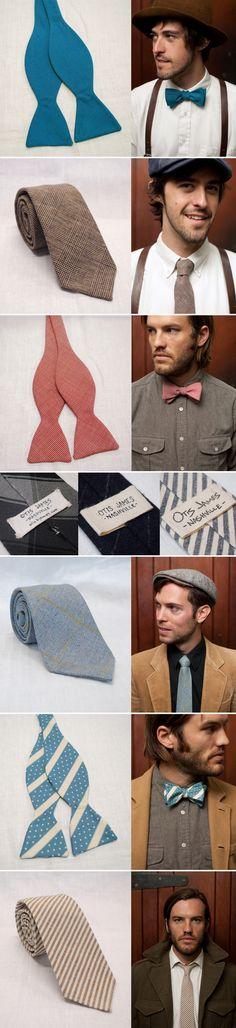 corbatas/ lazos
