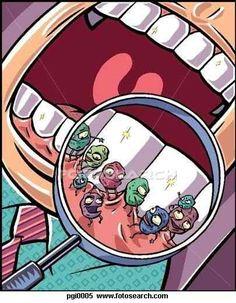 sevimli dişler düşmanı gözle görülemeyen bakteriler!!