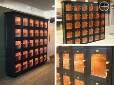 View our gallery of standard and custom built conditoned and non-conditioned wine lockers. Your best solution for quality wine storage lockers. Wall Storage, Locker Storage, Gentlemans Lounge, Whiskey Room, Wine Storage Cabinets, Cigar Room, Tasting Room, Custom Cabinets, Wine Cellar
