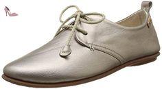 Pikolinos Calabria 917, Baskets mode femme - Argent (Onyx), 38 EU - Chaussures pikolinos (*Partner-Link)