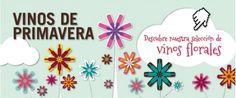 Descubre nuestra selección de vinos para esta primavera. tintos suaves y amables, rosados frescos y aromáticos y unos blancos que enamoran !!! Los mejores vinos en VINUS.COM  https://www.vinus.com/ofertas