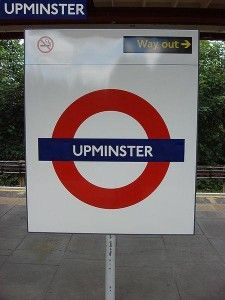 Upminster Tube Station London Step by Step Guide #London #stepbystep