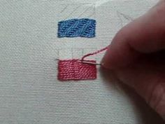 Embroidery Video Tutorial: Roumanian Couching – NeedlenThread.com