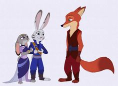 Zootopia - Simbad (Part 2) by Shadeink