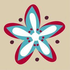 02 Motif fleur : Images gratuites
