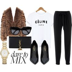 """Dare to mix"" by pierreriu on Polyvore"