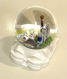 My own Sydney Opera House Souvenir Snowdome Water Globes, Snow Globes, It's Snowing, Music Boxes, Finders Keepers, Let It Snow, Guide Book, Shake, Opera House