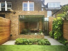 Landscape Gardening Meaning; Fixer Upper, Apartment Therapy, Edinburgh, Design Jobs, Glass Extension, Loft, Best Kitchen Designs, House Extensions, Minimalist Kitchen