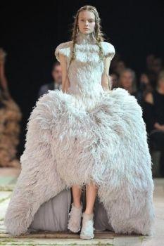 Sarah Burton for Alexander McQueen