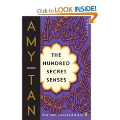 Beautiful writing by Amy Tan set in China and San Francisco.  I've loved all her books.
