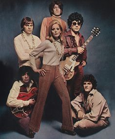 September 1969. 'Tommy James & the Shondelles digs H.I.S. for Her.'