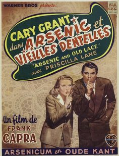 'Arsenic and Old Lace'~ 1944...