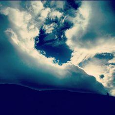 September Sky #alaska #fall