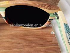 880ed7d660 2015 Oem Bamboo Wooden Sunglasses Cheap Wholesale Sunglasses China Custom  Logo Promotional Sunglasses Factory Photo
