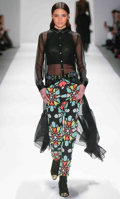 Mara Hoffman Fall 13 Look 24