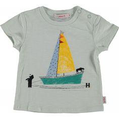 HILDE & CO BABY T-shirt IraFred & Ginger kinderkleding en babykleding