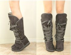I would love these for winter, to wear with a comfy outfit, over slim jeans or leggings