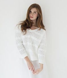 Sweaters knitted, Crew neck sweaters and Crew neck on Pinterest
