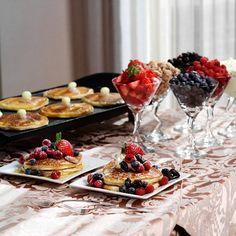 Sonesta Breakfast Pancakes