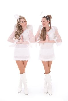 Hire Cover Duo - Event Singers | Christmas Themed Entertainment