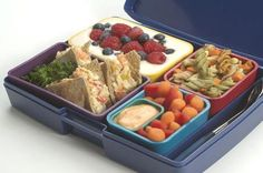 10 tips for school lunches.